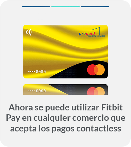 Fitbit Pay Step 3