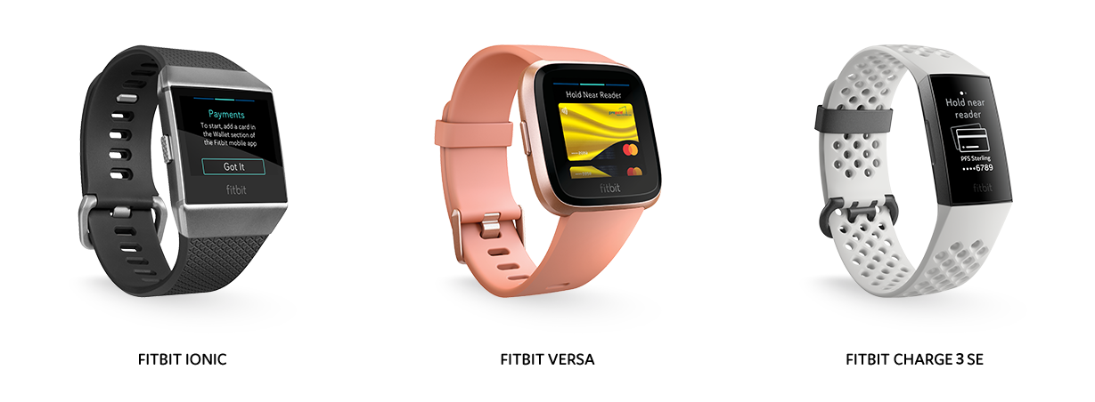 Fitbit Pay Watches