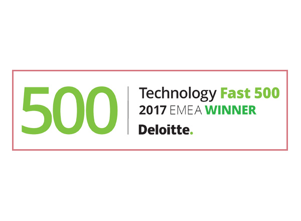 PFS Ranked on Deloitte's Technology Fast 500 EMEA for 3rd Consecutive year