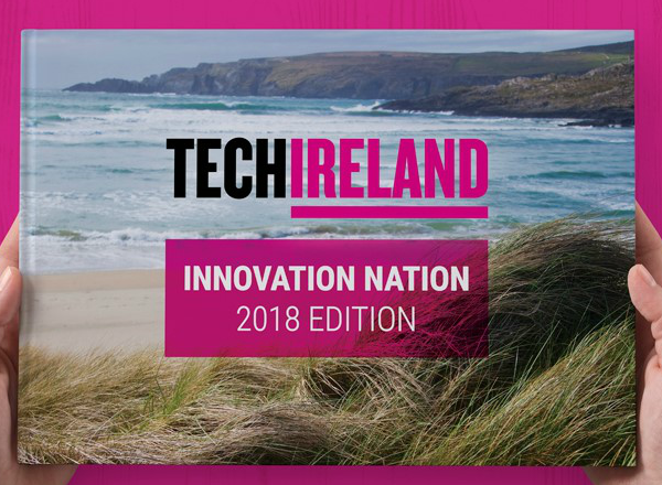 TechIreland Innovation Nation 2018 Book Features PFS