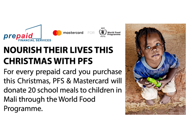 PFS engage with Mastercard and WFP in an attempt to eradicate World Hunger