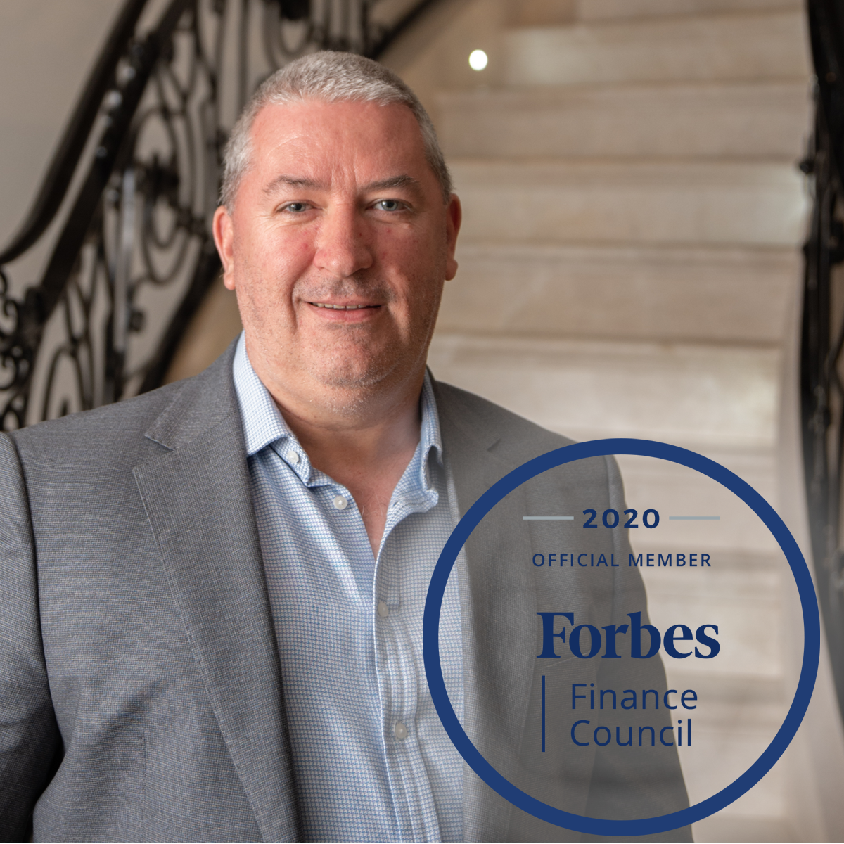 PFS CEO Noel Moran Accepted into Forbes Finance Council