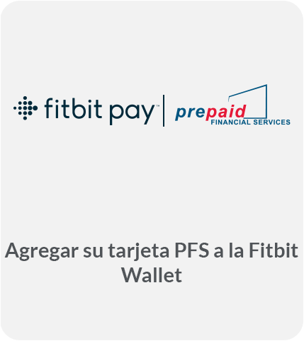 Fitbit Pay Step 2